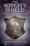 The Witches Shield Book with CD by Christopher Penczak