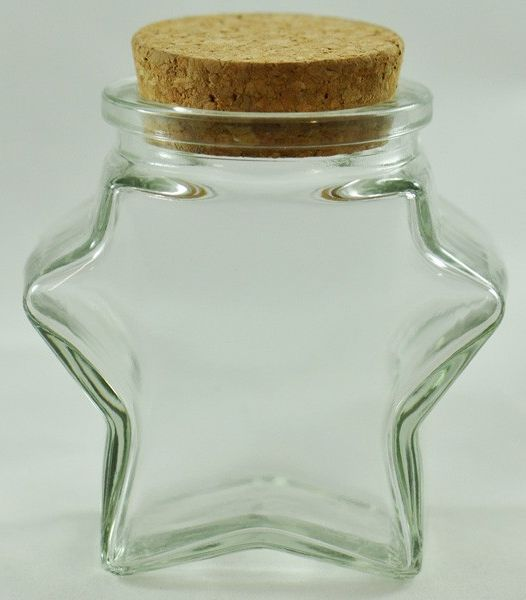 Decorative And Perfume Bottles Tiny Vials Bottles With Cork Seals