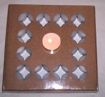 Tealight Candles - 5hour burning time - Pack of 50 - Click for Detail