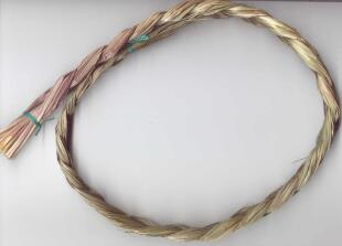 Natural Sweet Grass - 50cm braid