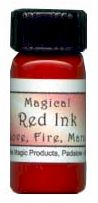 Magickal Red Ink