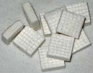Scent Pads - For Oil Lockets and Bottle Pendants