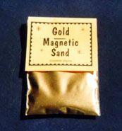 Gold Magnetic Sand - Lodestone Food