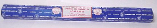 Nag Champa Export Quality Garden Incense Sticks - 50gm pack