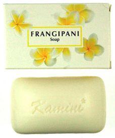 Kamini Frangipani Luxury Soap - 100gm pack
