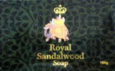Kamini Royal Sandalwood Luxury Soap - 100gm pack