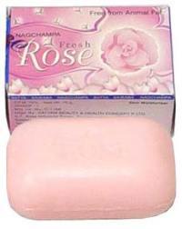 Fresh Rose Nag Champa Beauty Soap - 75gm pack