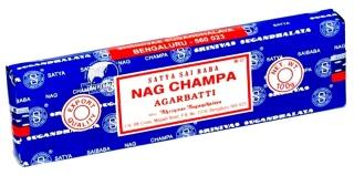 Nag Champa Export Quality Incense Sticks - 100gm pack