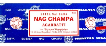 Nag Champa Export Quality Incense Sticks - 250gm BULK pack