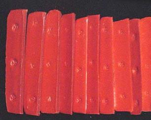 True Vermilion Wax Seal Sticks for making Wax Seals
