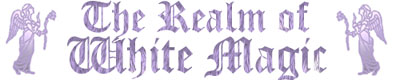 The Realm of WhiteMagic LOGO