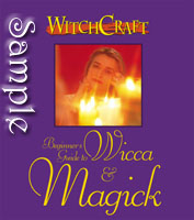 Witchcraft Beginner's Guide to Wicca and Magic img - Front Cover